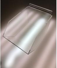 Présentoir bac plexiglas - présentoir